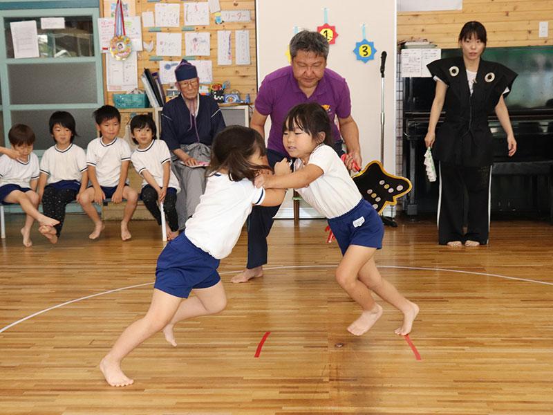 七夕相撲大会